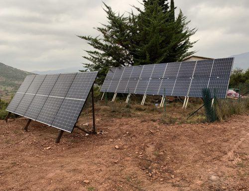 Le four à chaux : générateur solaire autonome