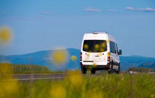 transport panneaux solaires