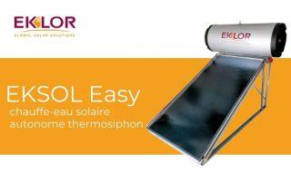 chauffe-eau solaire autonome thermosiphon