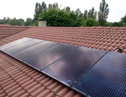 Pour le solaire hybride, Marion Le Jolve a fait le choix de la complémentarité Eklor – DualSun !