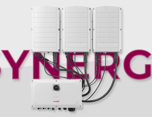 SOLAREDGE : le nouvel onduleur triphasé à technologie Synergy est disponible pour vos projets commerciaux